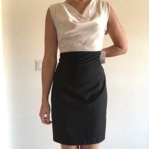 New cowl neck dress